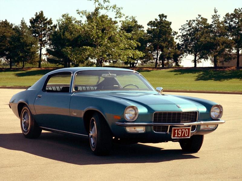 Chevrolet Camaro - Segunda Generación (1970-1981)
