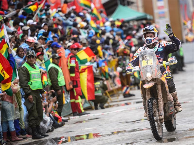 Dakar 2015: Día 7