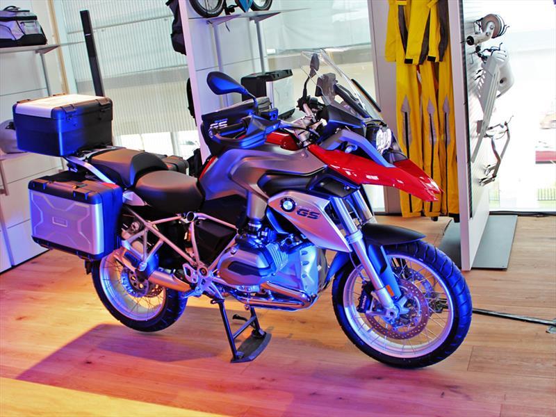 BMW Motorrad R 1200 GS Estreno en Chile
