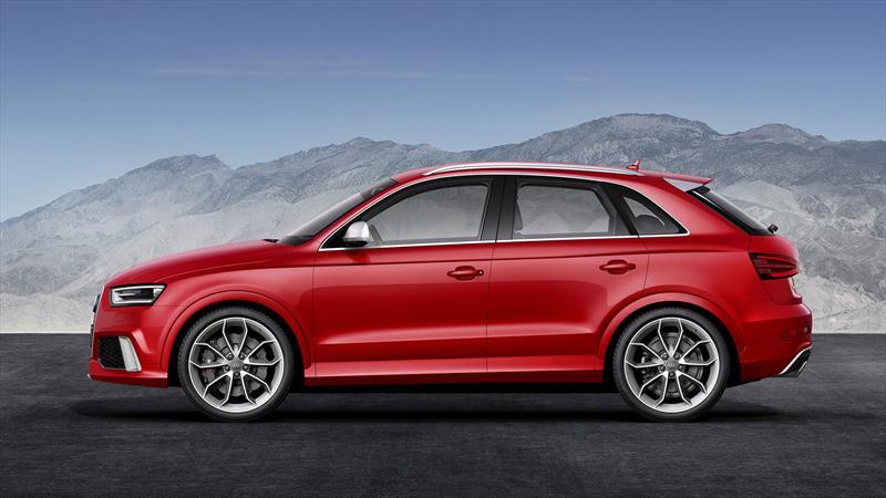 Audi RS Q3 en Ginebra 2013