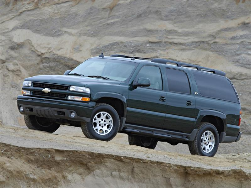Chevrolet Suburban 10ª Generación 2000-2006