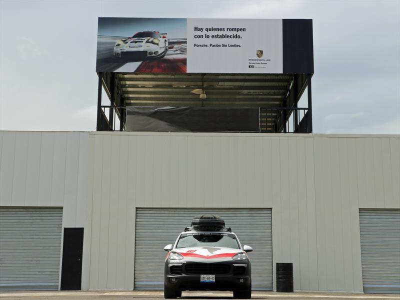 Expedición Porsche Cayenne: Panamá