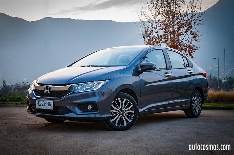 Honda City 2017 - Test Drive