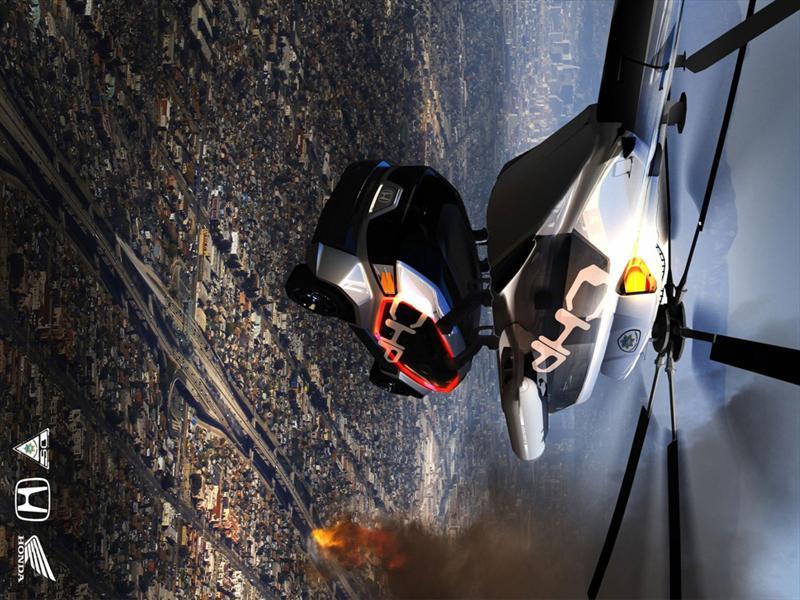 Honda CHP Drone Squad
