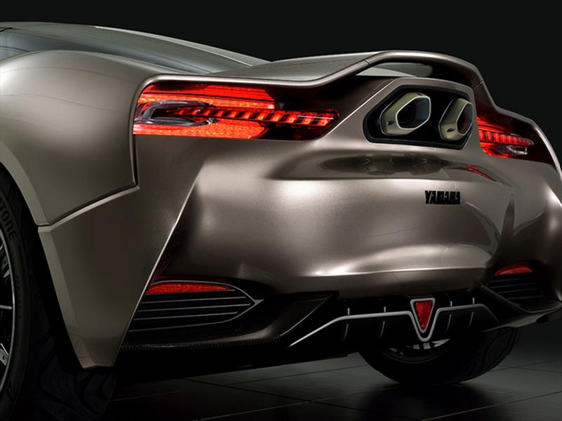 Yamaha Sports Ride Concept, pequeño demoño