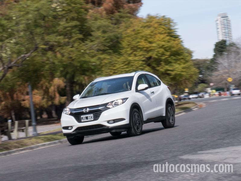 Honda HR-V a prueba
