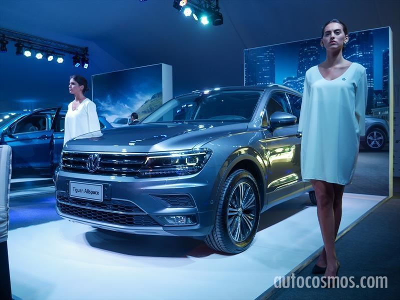 Volkswagen Tiguan AllSpace en Argentina