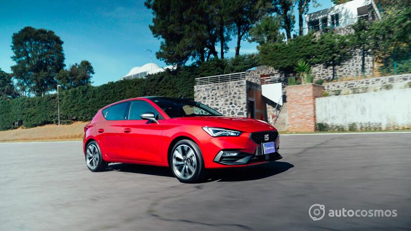 SEAT León 2021 a prueba