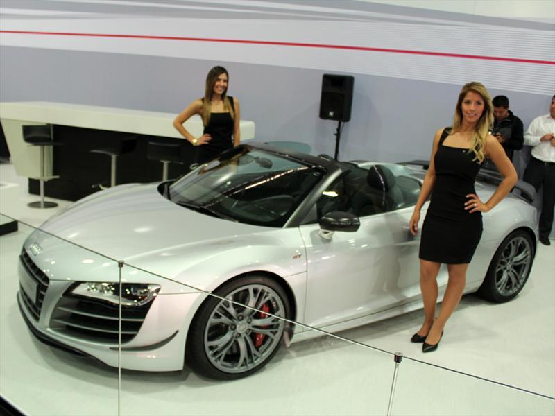 Salón del Automóvil de Santiago 2012 Galería 3