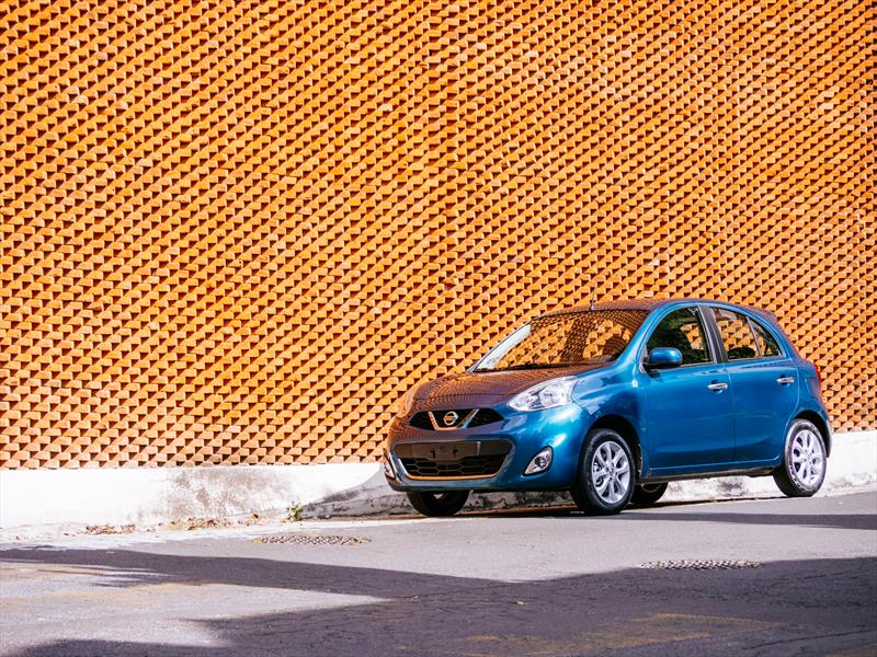 Nissan March 2014 a prueba