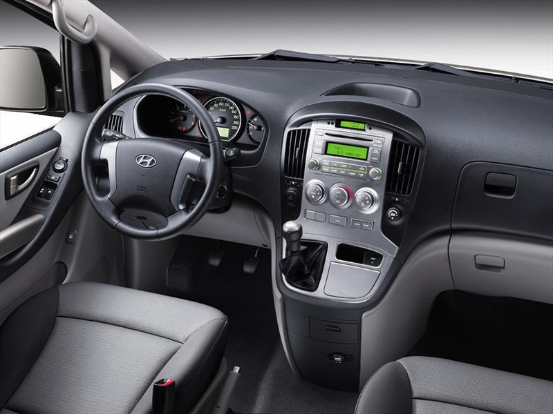 Hyundai H1 nafta