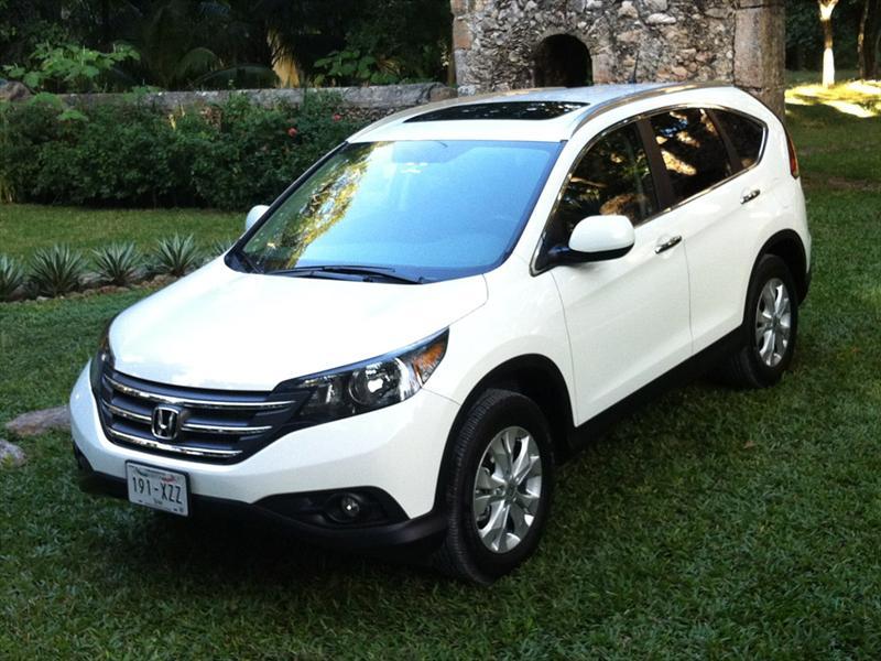 Honda CR-V 2012 Primer Contacto