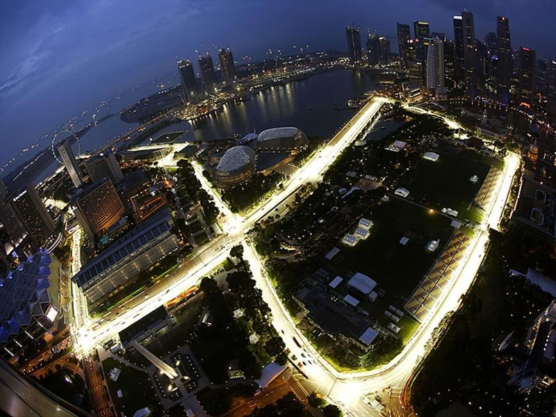 Circuito Callejero De Marina Bay : F1 2017: 10 cosas que tenés que saber del gp de singapur