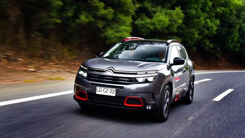 Citroën C5 Aircross 2019 - Test drive