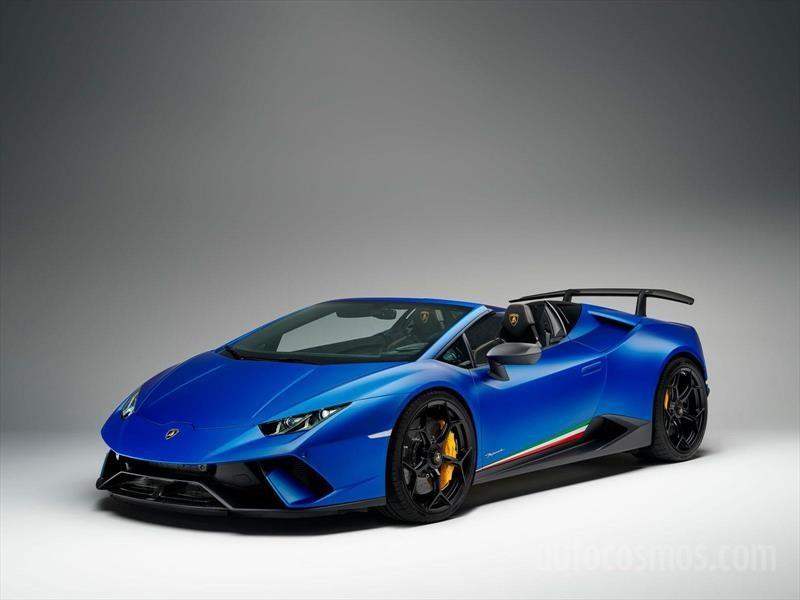 Lamborghini Huracán Performante Spyder 2019