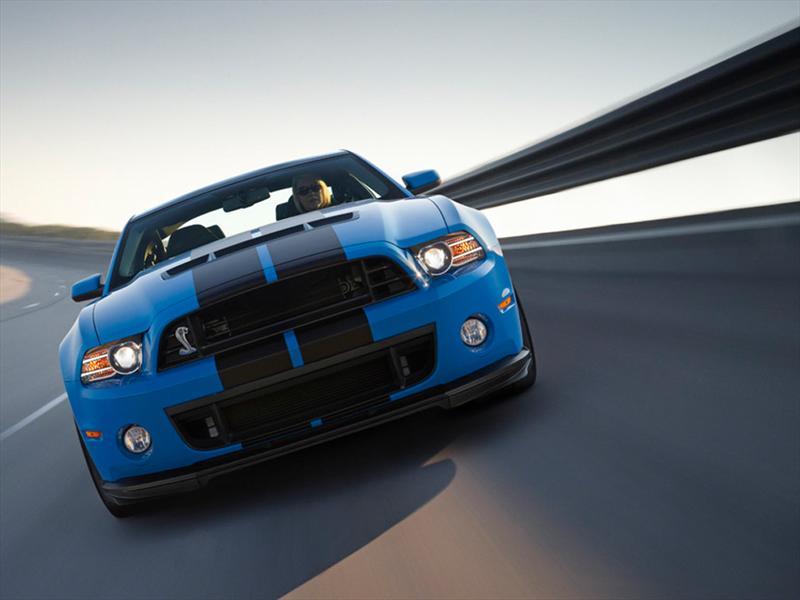 Ford Mustang ST 2012 a prueba
