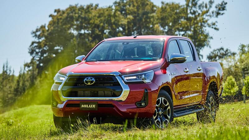 Toyota Hilux 2021 lanzamiento en Argentina