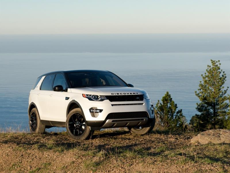 Land Rover Discovery Sport Launch Edition 2015
