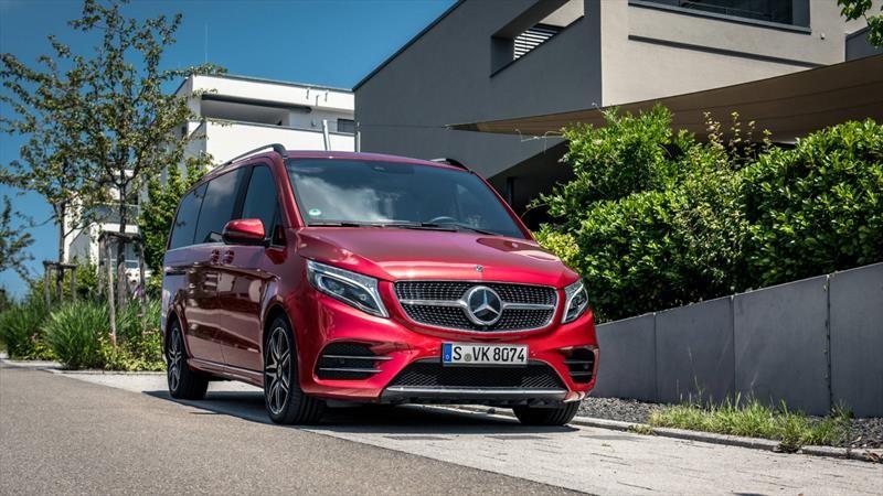 Nuevo Mercedes-Benz Clase V