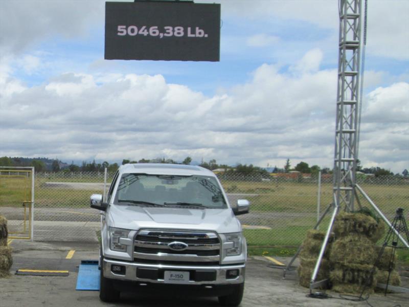 La nueva Ford F-150 ya está en Colombia