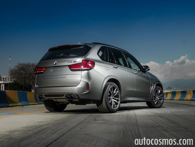 BMW X5M 2016