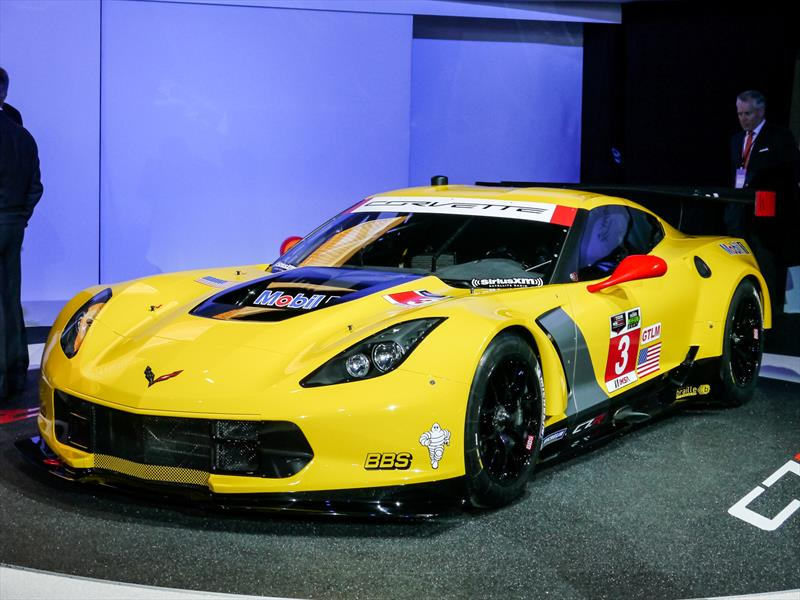 Chevrolet Corvette Stingray C7R