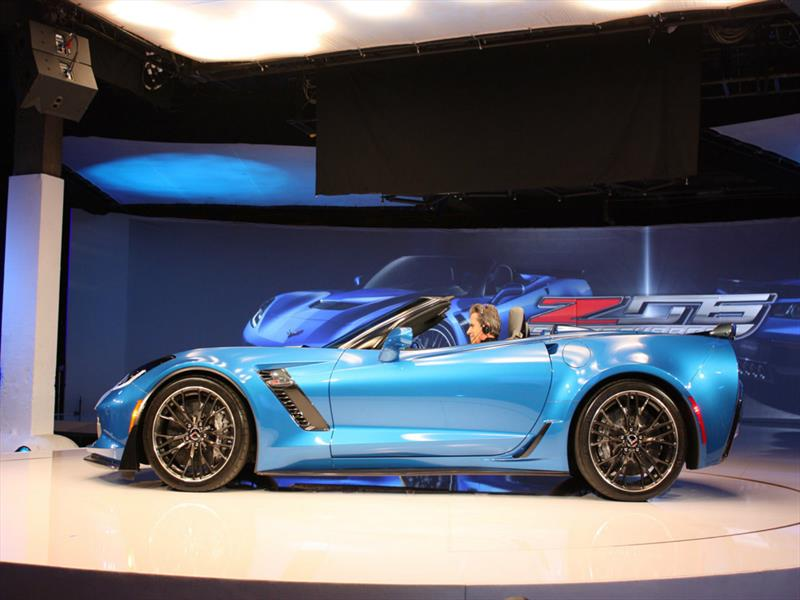 Top 10: Chevrolet Corvette ZR-1 Convertible