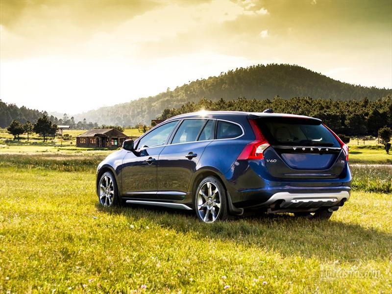 Volvo V60 a prueba