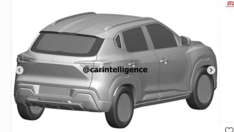 Nissan Magnite, primeras imágenes