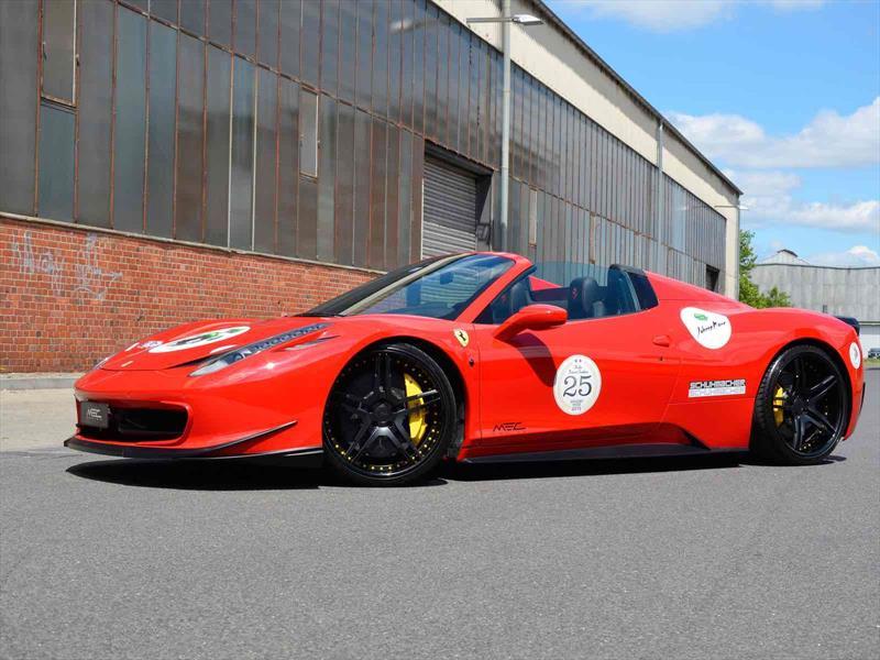Ferrari 488 Spider por MEC Design