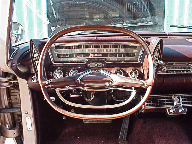 Top 10: Chrysler Imperial de 1962