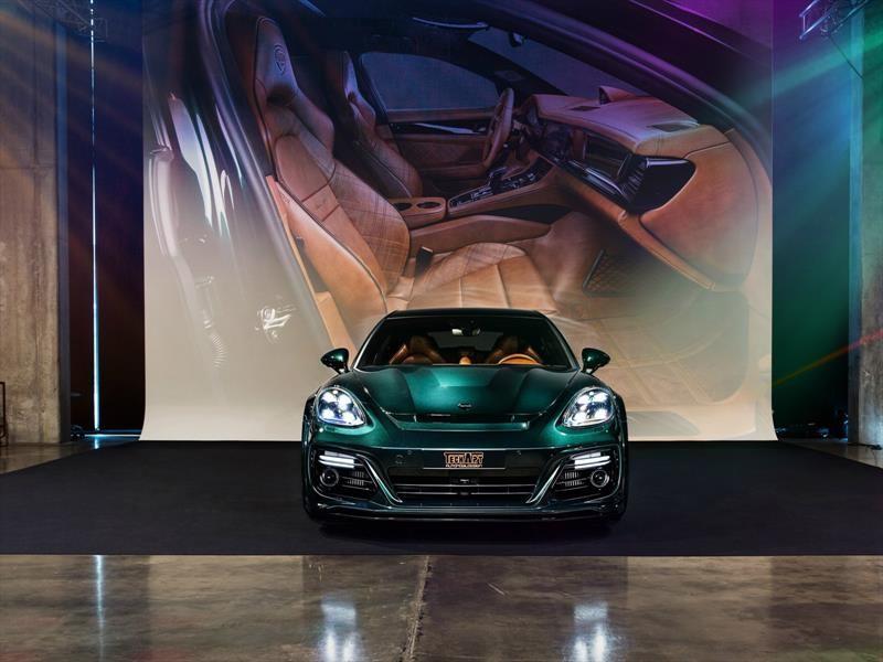 Porsche Panamera Sport Turismo by Techart