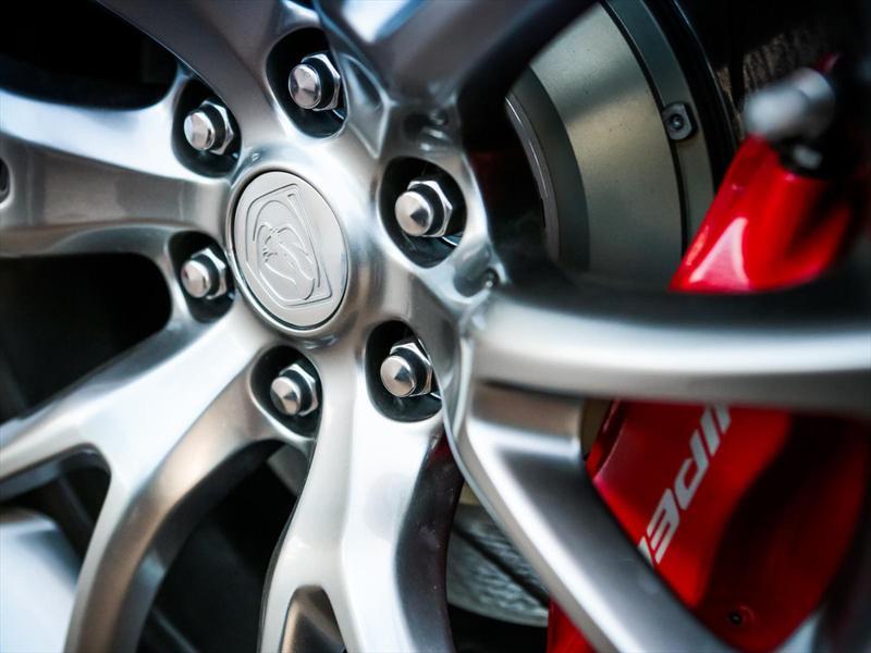 Dodge Viper pone veneno en el Salón de BA 2013