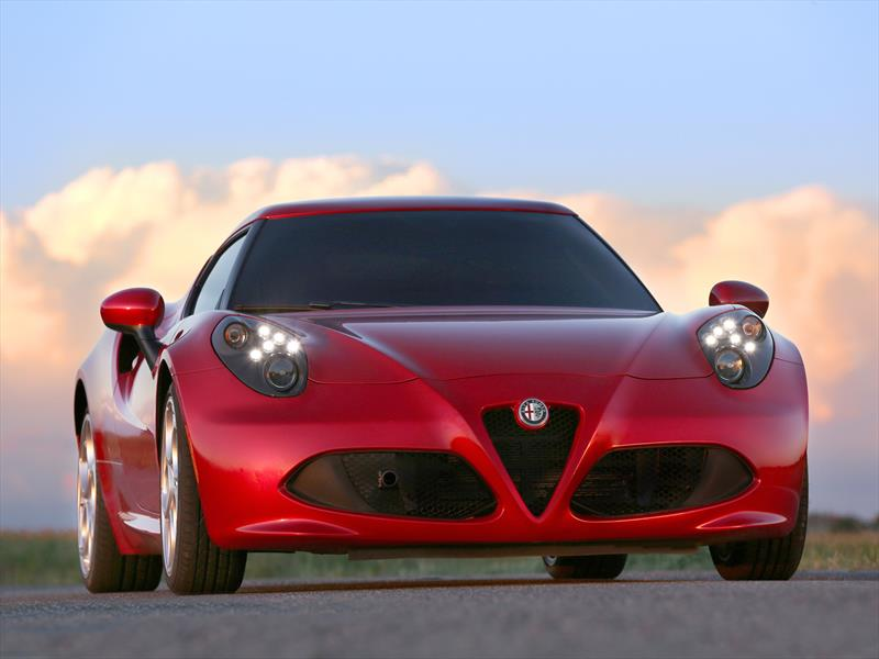Alfa Romeo 4C sigue en racha
