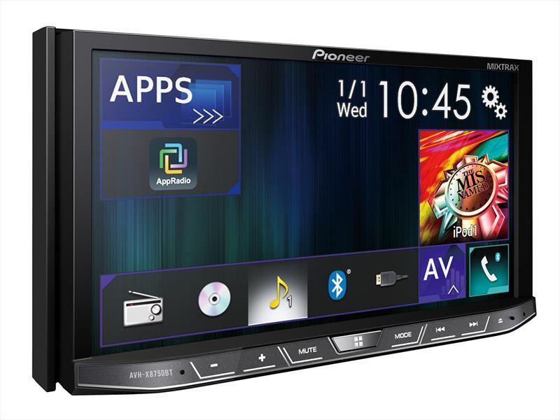 Auto-estéreo Pioneer con Android Auto