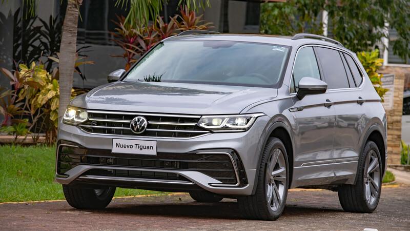Volkswagen Tiguan 2022 - Lanzamiento en México