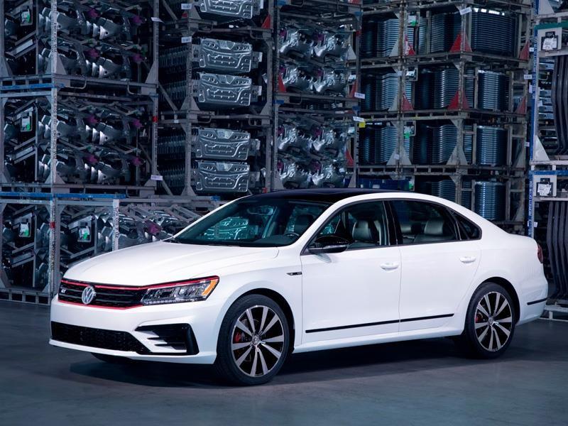 Volkswagen Passat GT 2018