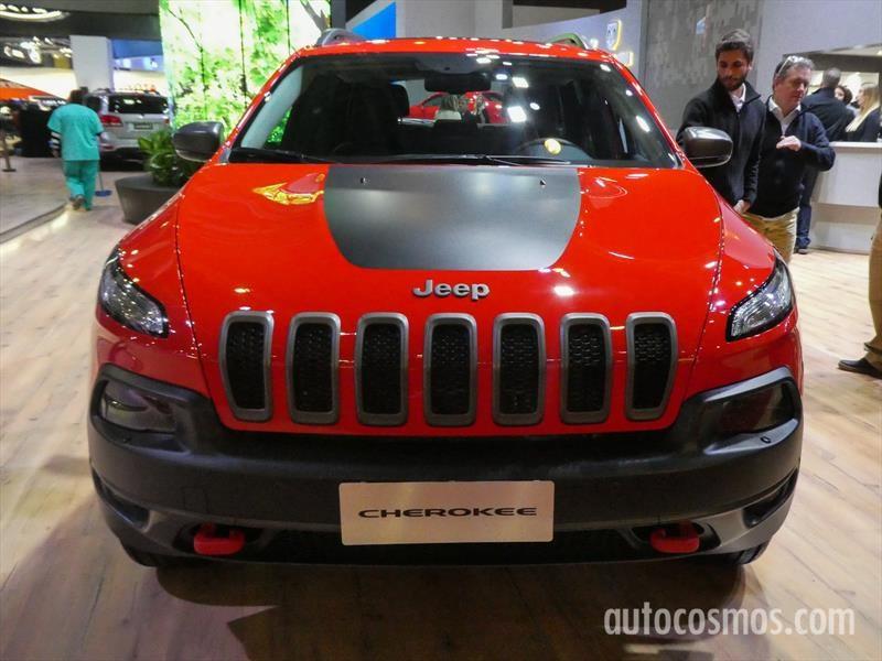 Jeep en el Salón de Buenos Aires 2017