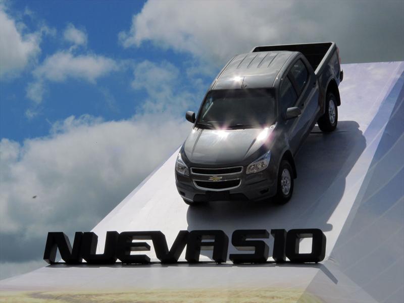 Chevrolet S10 en ExpoAgro 2012