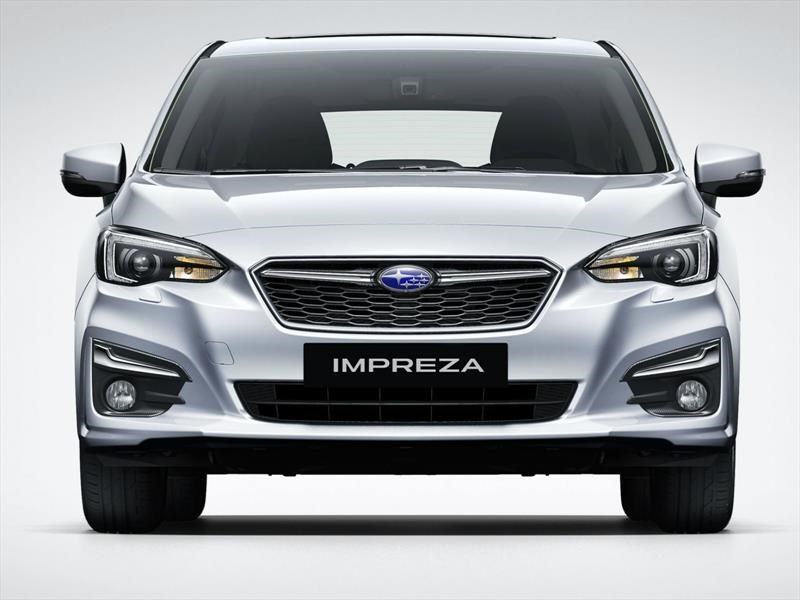 Subaru Impreza All New 2017
