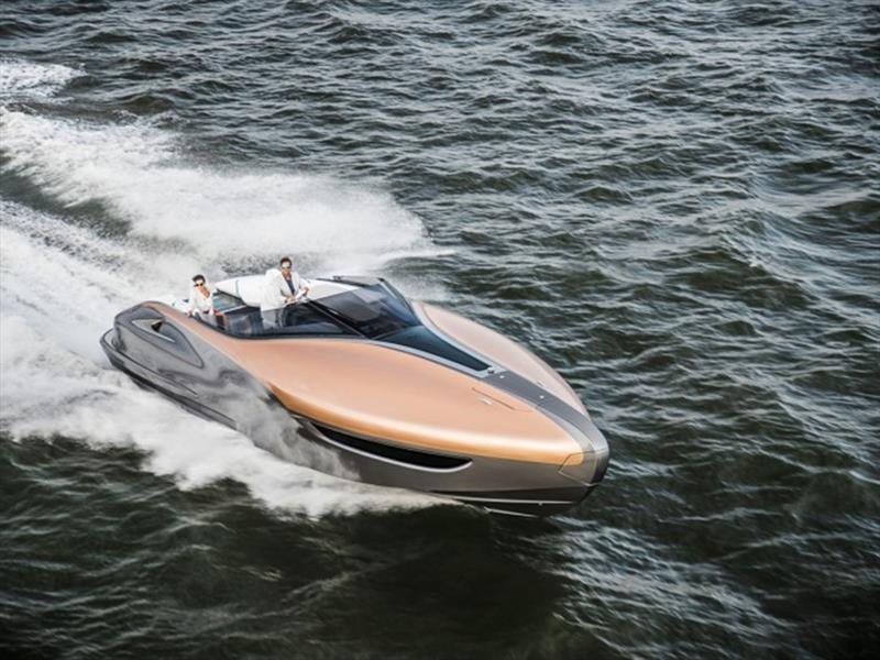 Lexus Sports Yacht Concept
