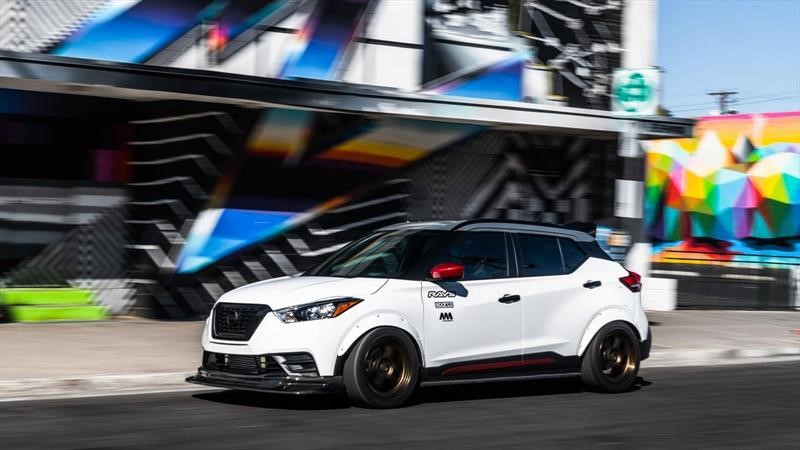 Nissan Kicks por MA Motorsports