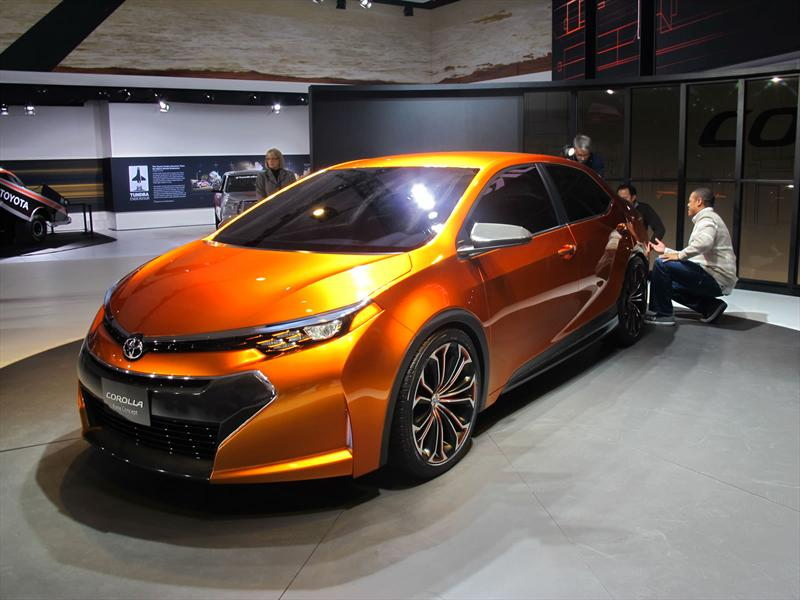Top 10: Toyota Corolla Furia Concept
