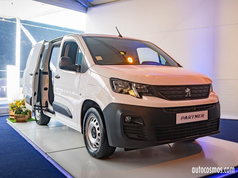 Lanzamiento Peugeot Partner 2019