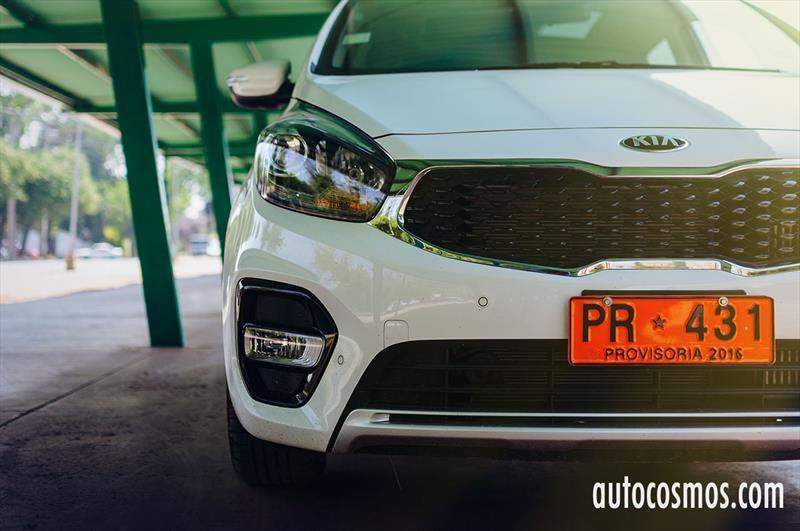 Test Drive: Kia Carens CRDi 7DCT 2017