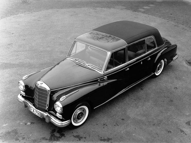 Top 10: Mercedes-Benz 300D Landaulet