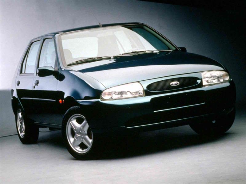 Ford Fiesta 4ª generación (1994-2002)