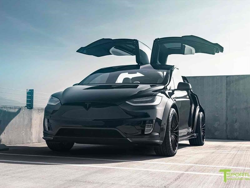 Tesla Model X P100D T Largo por T Sportline