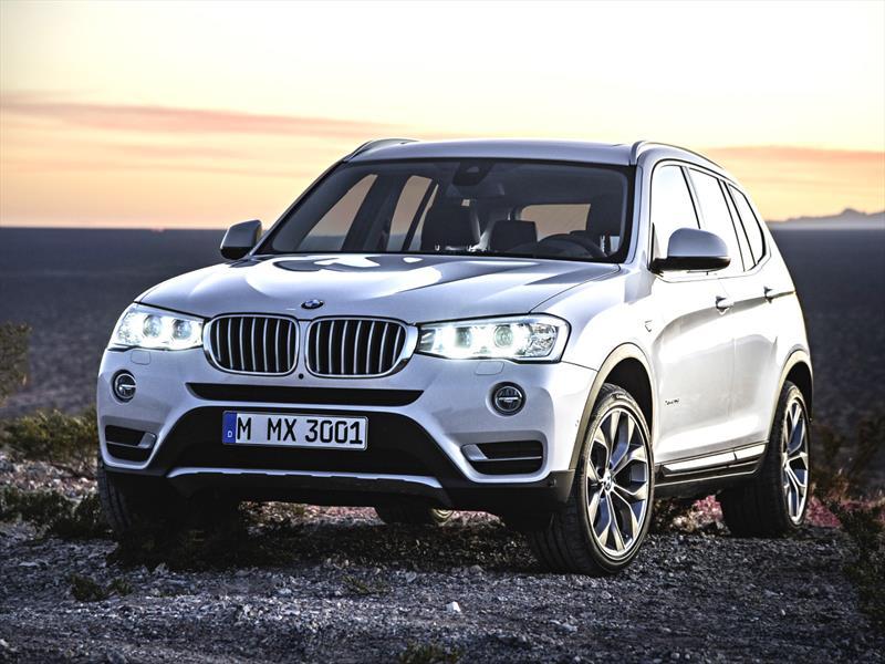 BMW X3, en lo más alto del podio