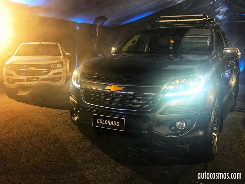 Chevrolet Colorado 2018 en Chile